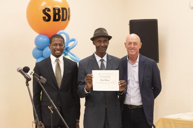 Small Business Development Centre Training Programme Graduation