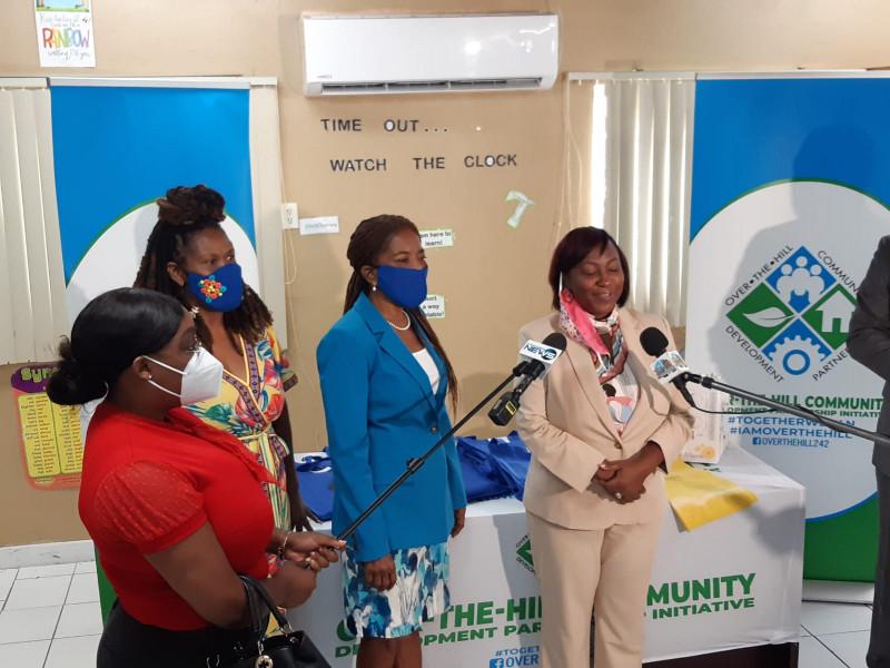 OTHCDPI Donates Sewing Machines to Urban Renewal Centres