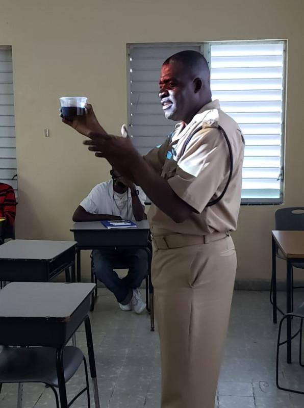 Park Wardens RBPF Training
